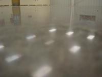 King International 2500 square Feet 3000 Grit Polished Concrete