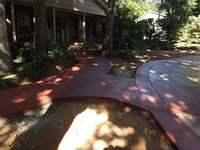Sherwood Forest Custom Stamped Driveway
